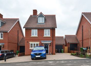 Thumbnail 4 bed detached house for sale in Butterwick Close, Barnt Green, Birmingham