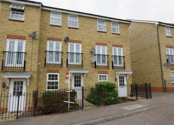 Thumbnail 3 bedroom property to rent in Archers Wood, Hampton Hargate, Peterborough