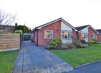 Thumbnail 2 bed detached bungalow for sale in Milton Close, Wincham, Northwich