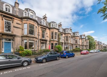 Thumbnail 2 bed flat for sale in Magdala Crescent, Edinburgh