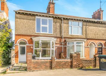 Thumbnail 3 bed end terrace house for sale in Wellingborough Road, Rushden