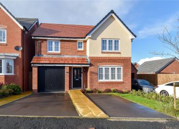 Thumbnail 4 bed detached house for sale in Hadzon Street, Redditch, Worcestershire