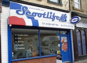 Thumbnail Retail premises for sale in 157 Duckworth Street, Darwen