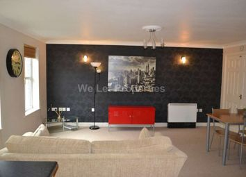 Thumbnail 2 bed flat to rent in Printers Close, Heaton Mersey, Stockport