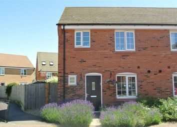 Thumbnail 3 bed semi-detached house for sale in Newbury Crescent, Bourne, Lincolnshire