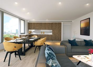 Thumbnail 3 bed flat for sale in Onyx Apartments, King's Cross, Camley Street