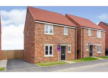 3 bed detached house for sale in Heather Drive, Pontefract WF8