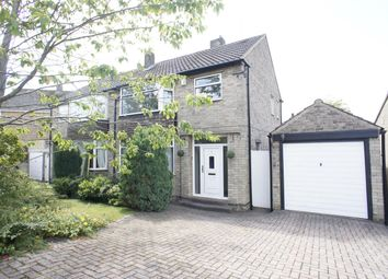 Thumbnail 3 bed semi-detached house for sale in Wollaton Drive, Bradway, Sheffield