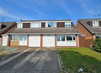 Thumbnail 3 bed semi-detached house for sale in Cottage Close, Kingsthorpe, Northampton