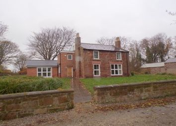 Thumbnail 4 bed detached house to rent in China Farm Lane, West Kirby, Wirral