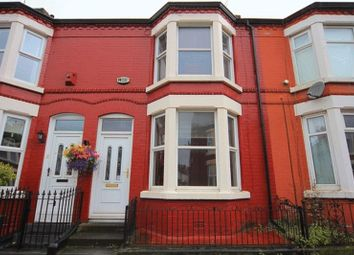Thumbnail 3 bed terraced house for sale in Briardale Road, Mossley Hill, Liverpool