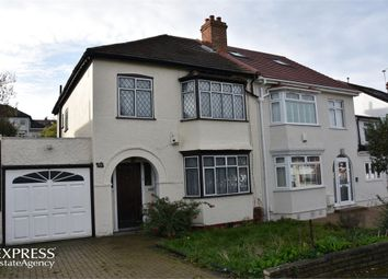 Thumbnail 3 bed semi-detached house for sale in Virginia Road, Thornton Heath, Surrey