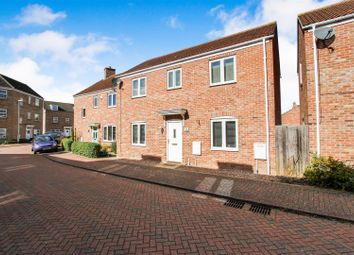 Thumbnail 3 bed detached house for sale in Jeffrey Drive, Sapley, Huntingdon
