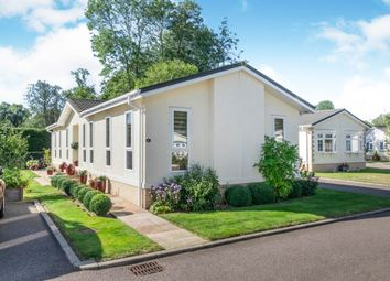 Thumbnail 2 bedroom mobile/park home for sale in Bluebell Woods, Ely Road, Waterbeach, Cambridge