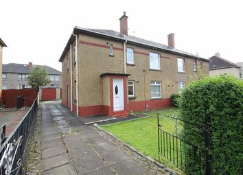 Thumbnail 3 bedroom flat for sale in Lesmuir Drive, Glasgow