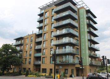 Thumbnail 2 bedroom flat to rent in Tizzard Grove, London