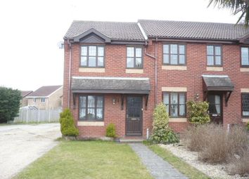 Thumbnail 2 bed end terrace house to rent in Whimbrel Drive, Bradwell, Great Yarmouth