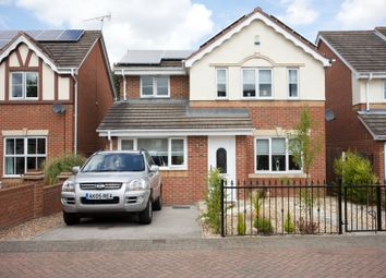 Thumbnail 3 bedroom detached house for sale in Leyfield Place, Wombwell, Barnsley
