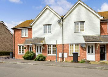 Thumbnail 2 bed terraced house to rent in Barnes Way, Herne Bay