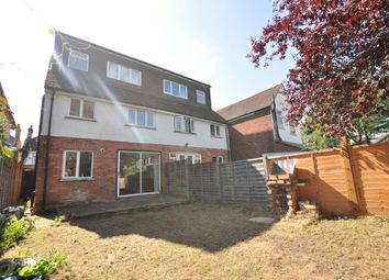 Thumbnail 5 bed semi-detached house to rent in Recreation Road, Guildford