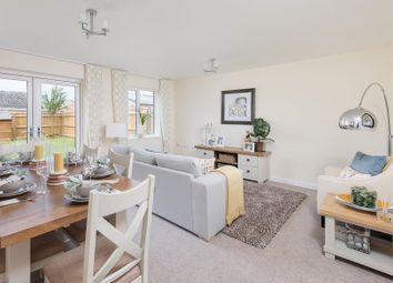 Thumbnail 3 bed terraced house for sale in Massey Close, Thakeham