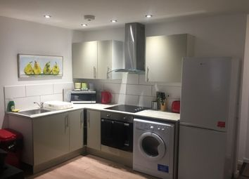 Thumbnail 3 bed flat to rent in Queen Street, Leicester