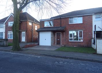 Thumbnail 4 bed semi-detached house to rent in Chapel Street, Blakenhall, Walsall
