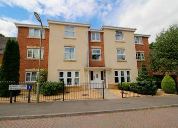 Thumbnail 2 bed flat for sale in Rowan Close, Whiteley, Fareham