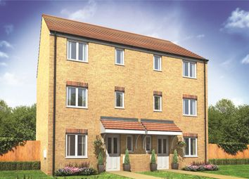 "Thumbnail 4 bed town house for sale in ""The Wolvesey"" at Belt Road, Hednesford, Cannock"
