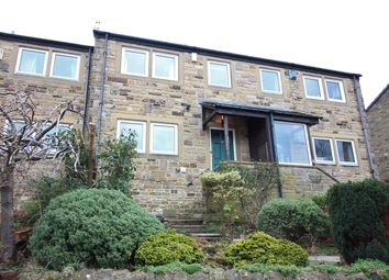 Thumbnail 3 bed terraced house to rent in Whitton Croft Road, Ilkley