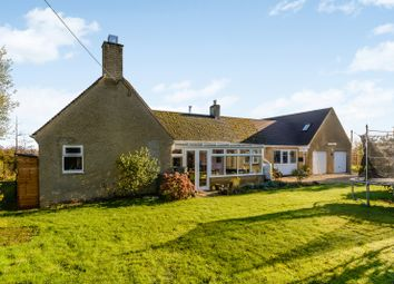 Thumbnail 4 bed detached bungalow for sale in North Leigh, Witney