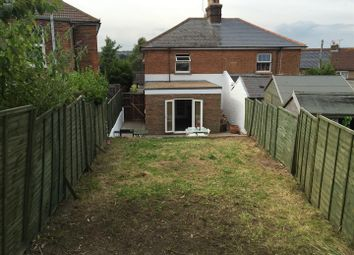Thumbnail 5 bed semi-detached house for sale in Barrack Road, Bexhill-On-Sea