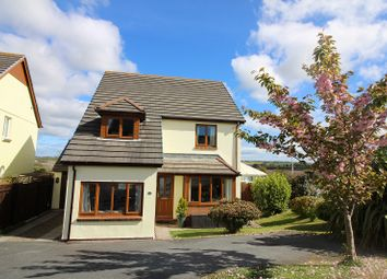 Thumbnail 5 bed detached house for sale in Wood Lane, Neyland, Milford Haven, Pembrokeshire.