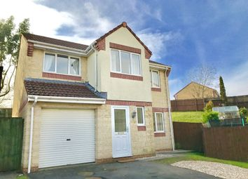 Thumbnail 4 bed property to rent in Corbett Grove, Castle View, Caerphilly