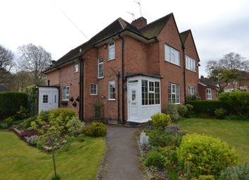 Thumbnail 3 bed semi-detached house for sale in Shenley Fields Road, Bournville Village Trust, Birmingham