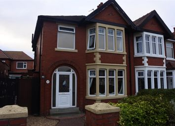 Thumbnail 3 bed semi-detached house for sale in Warbreck Hill Road, Blackpool