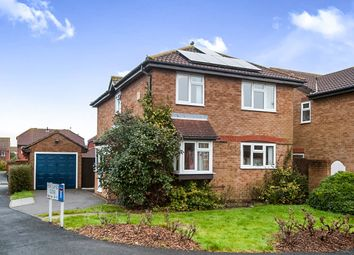 Thumbnail 4 bed detached house for sale in Pentland Close, Eastbourne