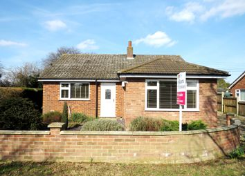Thumbnail 3 bed detached bungalow for sale in Blooms Turn, Trunch, North Walsham
