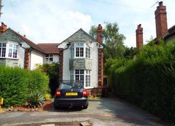 Thumbnail 3 bed semi-detached house for sale in Varden Avenue, Beeston, Nottingham
