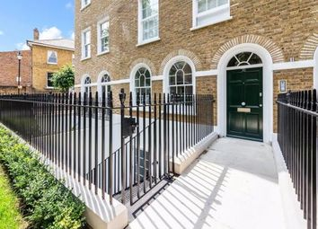 Thumbnail 4 bed flat to rent in Camberwell Grove, London