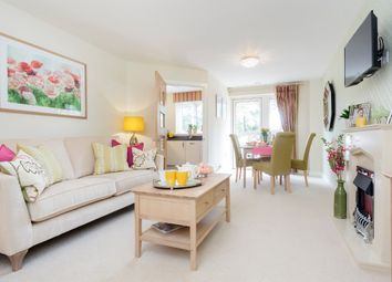 "Thumbnail 2 bed flat for sale in ""Typical 2 Bedroom"" at Hart Close, Wilton, Salisbury"