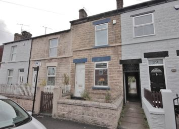 Thumbnail 3 bed terraced house for sale in Burnell Road, Hillsborough, Sheffield