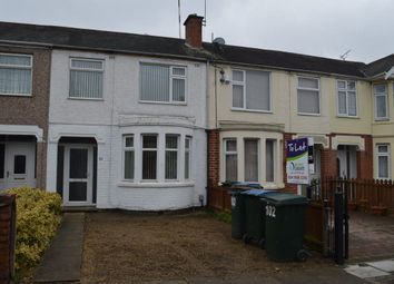 Thumbnail 3 bedroom terraced house to rent in Cheveral Avenue, Radford, Coventry