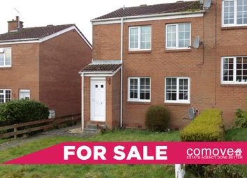 Thumbnail 1 bed flat for sale in Kyle Crescent, Coylton, Ayr
