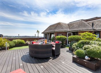 Thumbnail 3 bed penthouse for sale in Woodside Lodge, Tivoli Crescent, Brighton