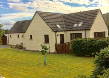 Thumbnail 4 bed detached house for sale in Balmacaan Road, Drumnadrochit