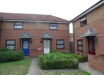 Thumbnail 1 bed end terrace house to rent in Newbridge Oval, Emerson Valley, Milton Keynes