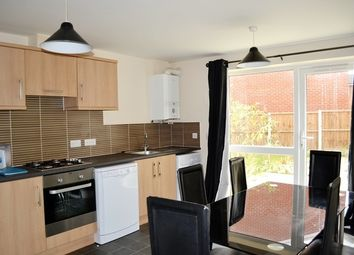 Thumbnail 3 bed terraced house to rent in Markfield Avenue, Manchester