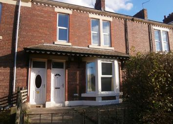 Thumbnail 2 bed flat to rent in Westmorland Avenue, Wallsend
