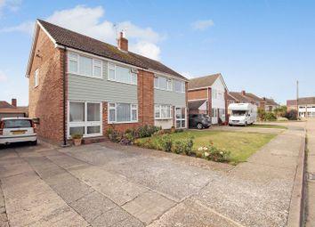 Thumbnail 3 bed semi-detached house for sale in Ash Grove, Heybridge, Maldon